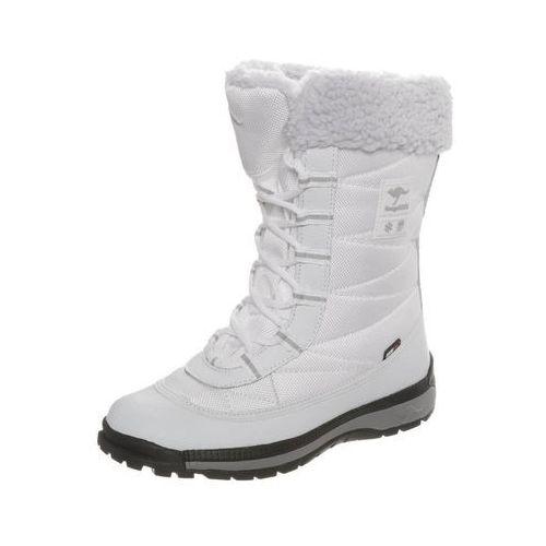 TATENDA Śniegowce white/light grey marki KangaROOS
