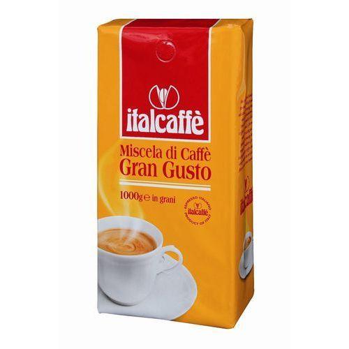 Italcaffe gran gusto kawa ziarnista 1 kg (8002640000640)