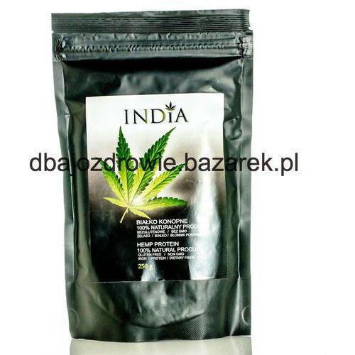India cosmetics Białko konopne 500g,