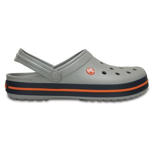 BUTY CROCS CROCBAND 11016 LIGHT GREY - SZARY