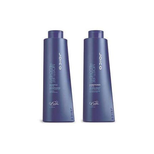 Joico Moisture Recovery: zestaw szampon + odżywka do włosów suchych 2x1000ml