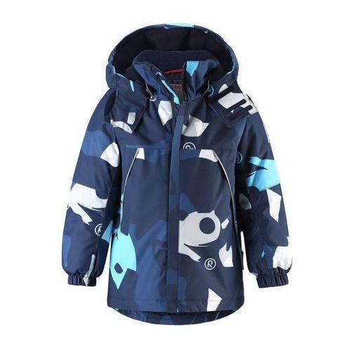 Reima dziecięca kurtka zimowa Rame 104 niebieski dżins