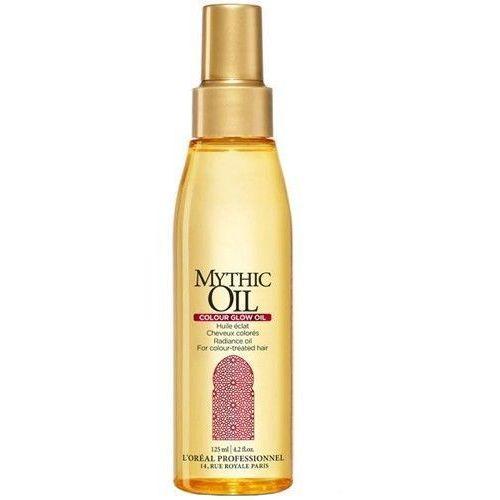 L´Oreal Paris Mythic Oil Colour Glow Oil 125ml W Olejek do włosów farbowanych - sprawdź w E-Glamour.pl