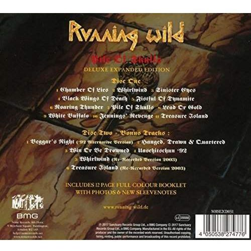 Running Wild - Pile Of Skulls [Deluxe Expanded Edition 2CD]