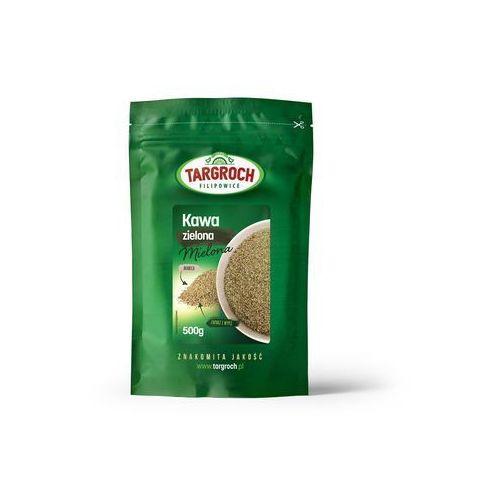 Kawa zielona mielona 500g Targroch, TG124