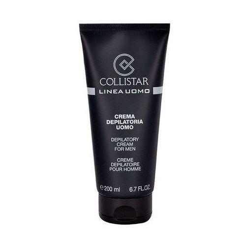 Collistar Men Depilatory Cream 200ml M Krem do depilacji ze sklepu Perfumeria Elnino
