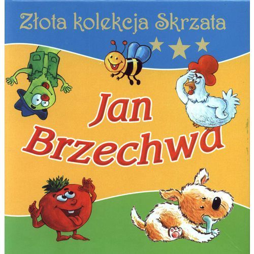 Jan Brzechwa. Złota kolekcja Skrzata (9788374375900)