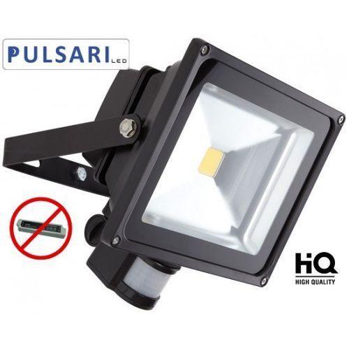 Halogen Reflektor Naświetlacz 50W PULSARI LED z czujnikiem
