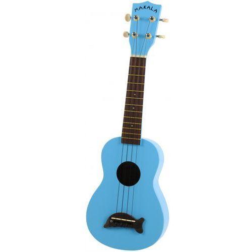 makala sd-lbl ukulele sopranowe, light blue marki Kala