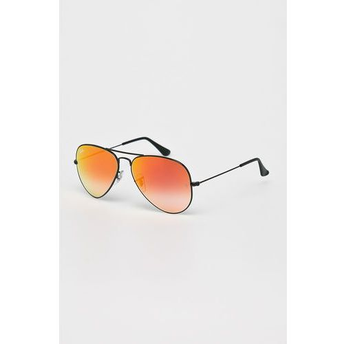 Ray-Ban - Okulary Aviator Flash