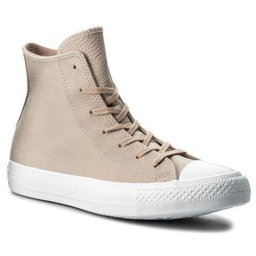 Trampki - ctas hi 559881c particle beige/silver/white, Converse, 36-41
