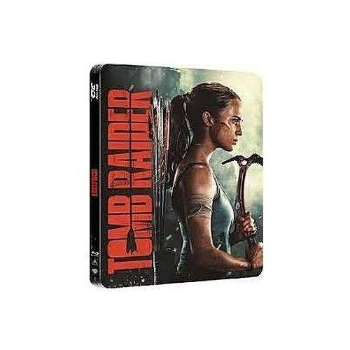 Roar uthaug Tomb raider (2bd 3-d) steelbook (płyta bluray)