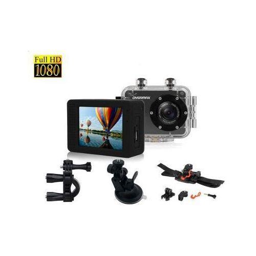 Overmax Sportowa kamera wyczynowa wodoodporna activecam full hd.