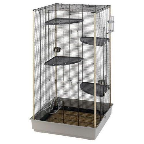 Ferplast Scoiattoli Tower KD klatka dla wiewiórki wysoka 80x75xwys.152 cm - produkt z kategorii- domki i klatki dla gryzoni