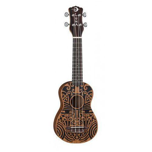 Luna Uke Tribal Soprano - ukulele koncertowe, 3354-36617