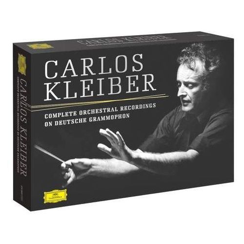Universal music / decca Carlos kleiber - complete orchestral recordings (0028947926870)