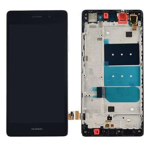 Wyświetlacz LCD digitizer Huawei P8 Lite czarny