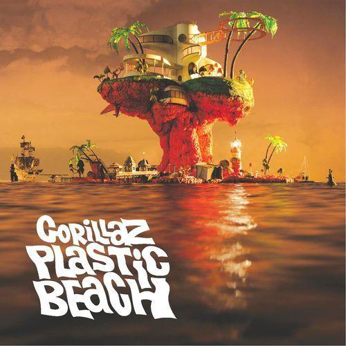Gorillaz - Plastic Beach (Digipack) (5099962616621)