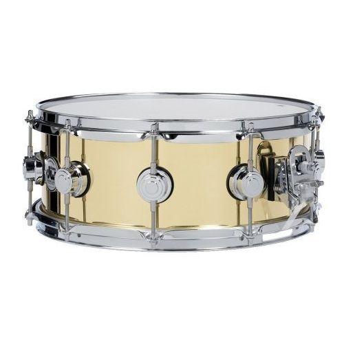 Drum workshop snaredrum mosiądz 14x4″