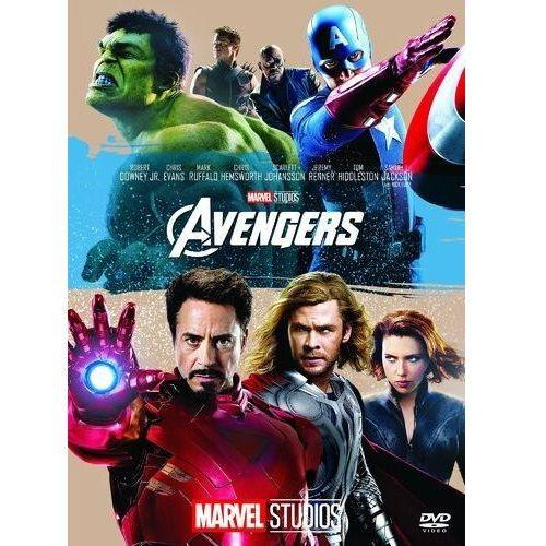Joss whedon Avengers (dvd) kolekcja marvel (płyta dvd) (7321941502372)