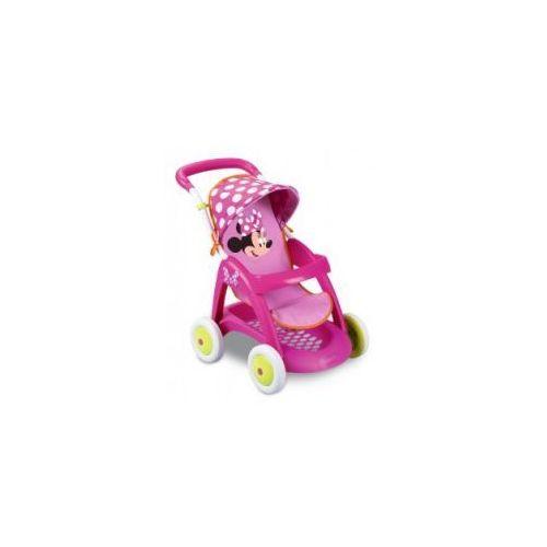 Simba Smoby Minnie Mouse Spacerówka z Daszkiem 510133 - oferta [15fe22749701129f]
