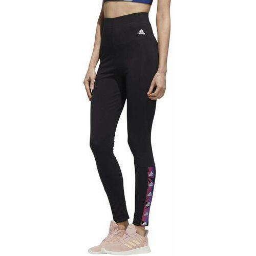 Adidas Legginsy damskie essentials tape high rise tight ge1194