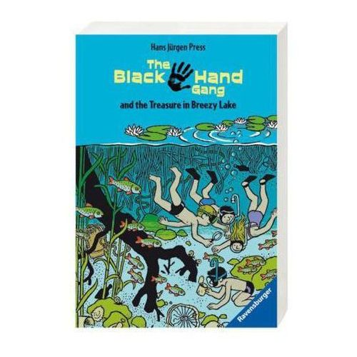 The Black Hand Gang and the Treasure in Breezy Lake (9783473520671)