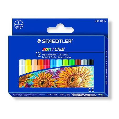 Staedtler Pastele oleje noris 12 kolorów (4007817241011)