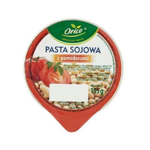 Orico 105g sojowa pasta kanapkowa z pomidorami