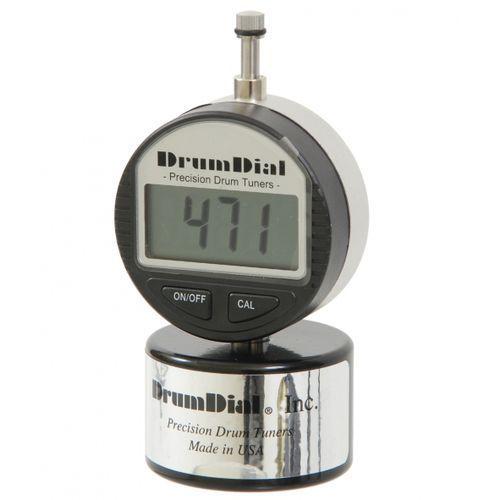 precision drum tuner digital elektroniczny stroik perkusyjny marki Drumdial