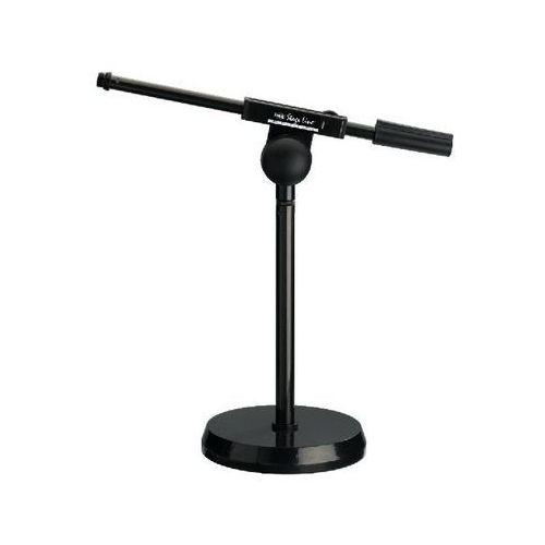 Monacor Stołowy statyw mikrofonowy ms-100/sw