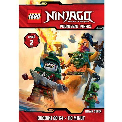 Różni Lego ninjago: podniebni piraci, część 2 (dvd) -
