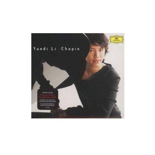 Universal music / deutsche grammophon Fryderyk chopin, yundi li - chopin (digipack)