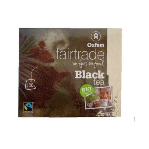 Oxfam Herbata czarna sri lanka, ekspresowa 100szt. (5400164130028)
