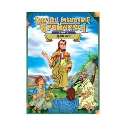 Apostołowie- bajka DVD (5905116009365)