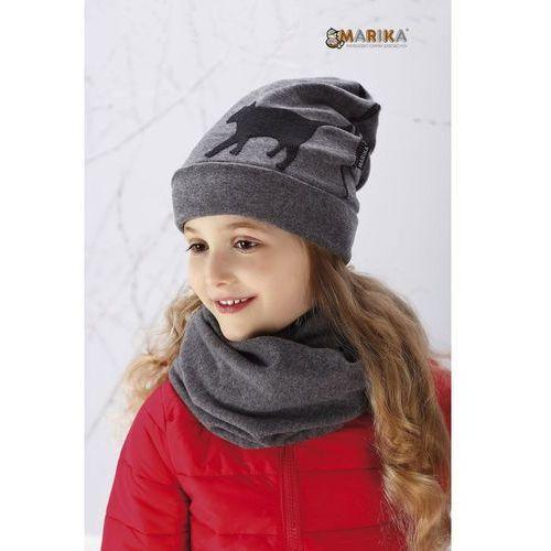 Czapka dziewczęca 4x2939 marki Marika