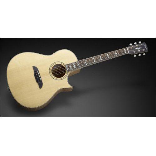fc 44 smv - vintage transparent high polish natural tinted + eq gitara elektroakustyczna marki Framus