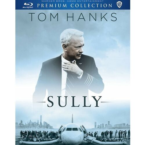 Clint eastwood Sully (bd) premium collection (płyta bluray) (7321932344936)
