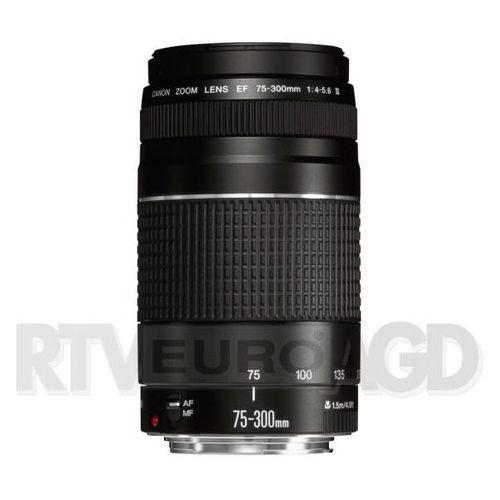 Canon ef 75-300 mm f/4-5,6 iii