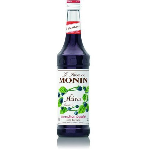 Monin Syrop blackberry 0,7 l - jeżynowy (3052910056346)