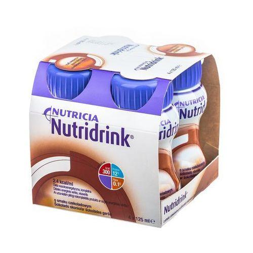 Nutridrink o smaku czekoladowym 4 x 125ml (lek Witaminyi minerały)