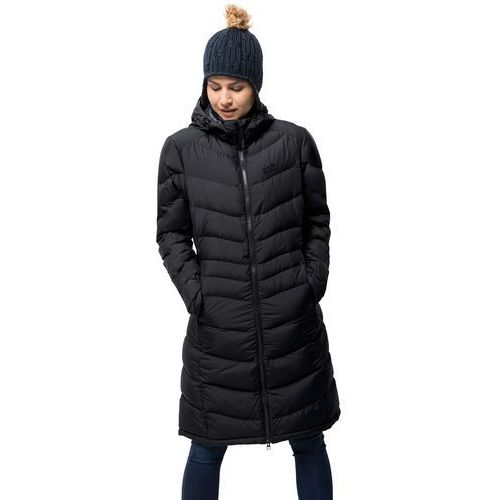 Płaszcz puchowy SELENIUM COAT black - S