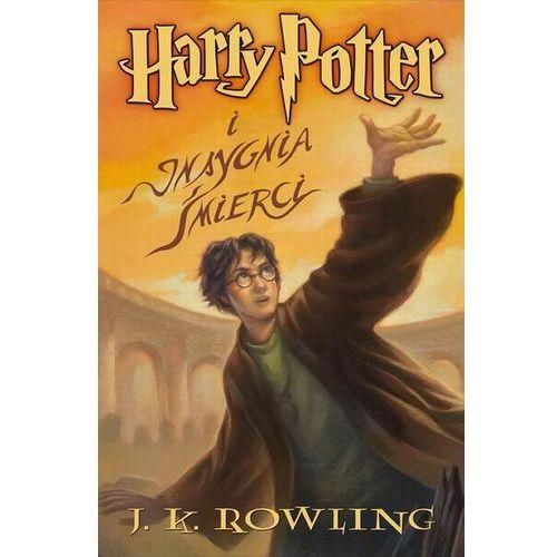 HARRY POTTER 7 INSYGNIA ŚMIERCI - J.K. ROWLING TW., J.K. Rowling