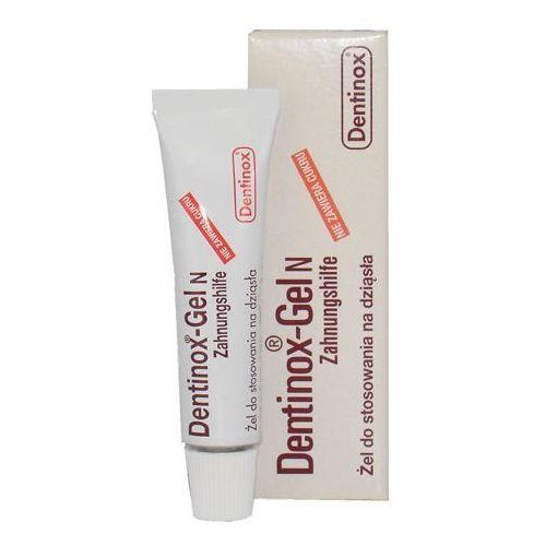 Dentinox-Gel N żel do stosowania na dziąsła - ząbkowanie wyrzynanie zębów 10g z kategorii kosmetyki dziecięce