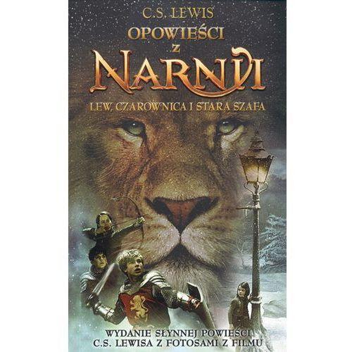 Opowieści z Narnii. Lew, Czarownica i stara szafa (184 str.)