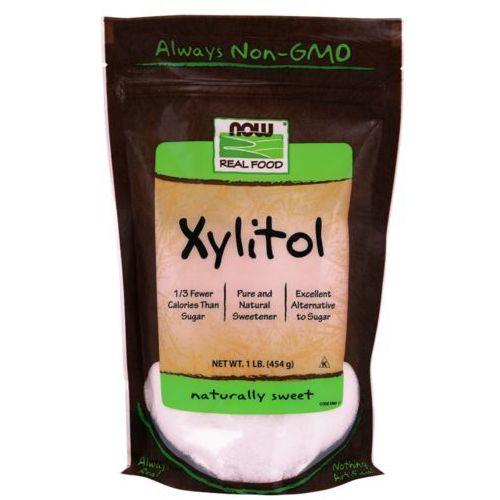 xylitol - ksylitol 454g marki Now foods