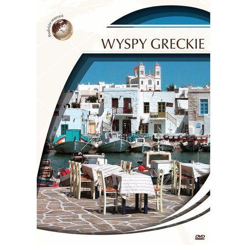 Cass film Wyspy greckie (dvd) - od 24,99zł darmowa dostawa kiosk ruchu (5905116009112)
