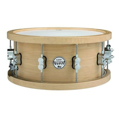 Pdp (pd805133) snaredrum concept thick wood hoop 14x6,5″