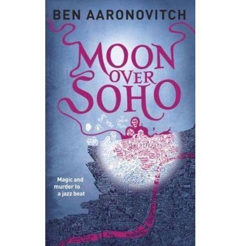Moon over Soho. Schwarzer Mond über Soho, englische Ausgabe (9780345524591)