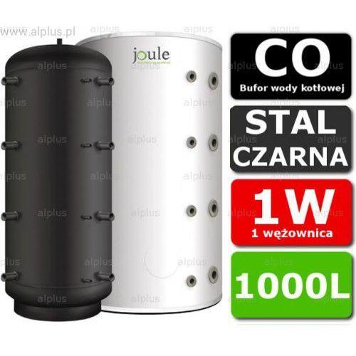 BUFOR JOULE 1000L 1W zbiornik buforowy akumulacyjny CO z 1 wężownicą Wysyłka gratis!, BBMSI-00-1000F